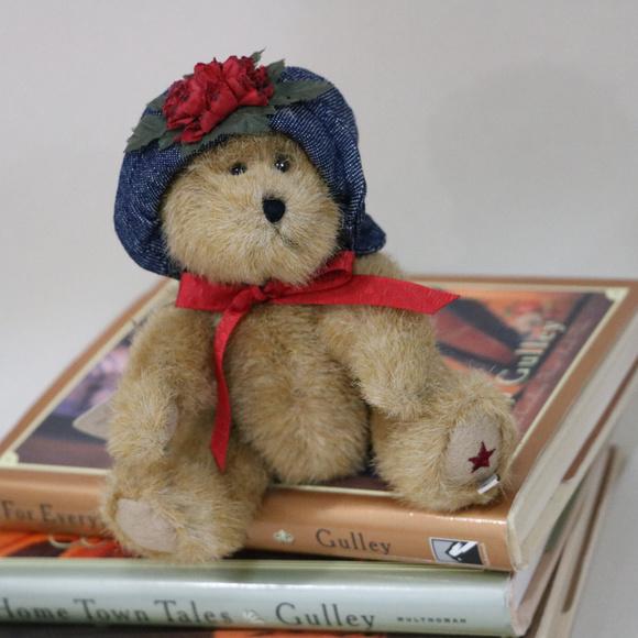 Mini Plush Boyds Teddy Bear